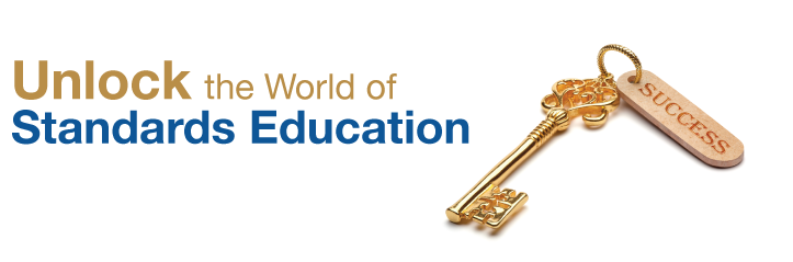 Unlock the world of standards education